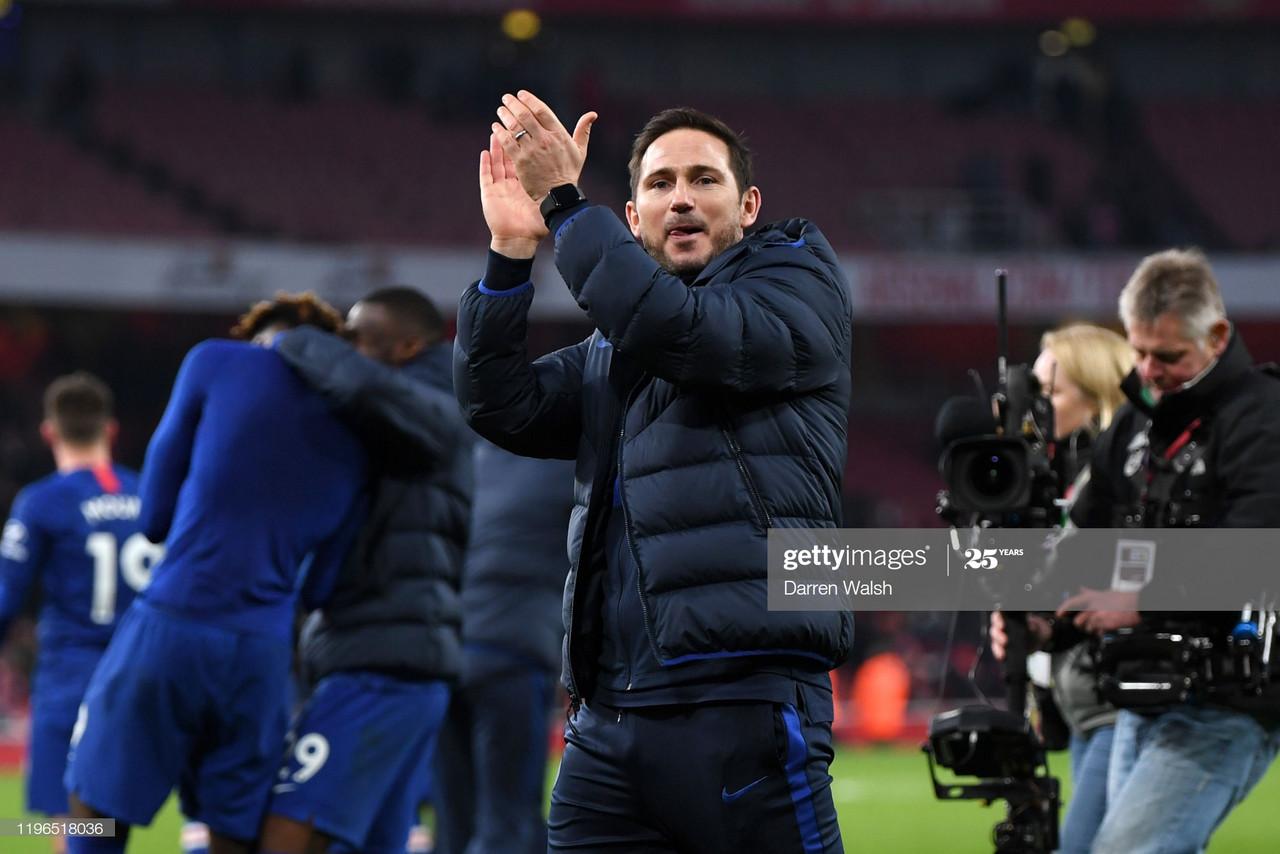 Chelsea: Season Review So Far
