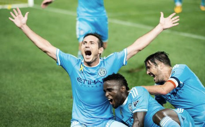 Frank Lampard announces New York City FC departure