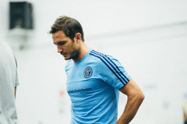 The Man in Seat 9: Another Week, Another No Show for Lampard