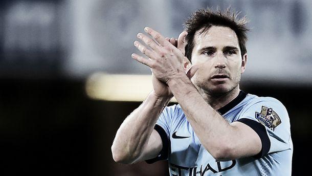 """Lampard: """"Creo que el empate es mejor para el Chelsea"""""""