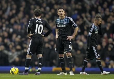Resurgent Everton comfortably beat limp Chelsea