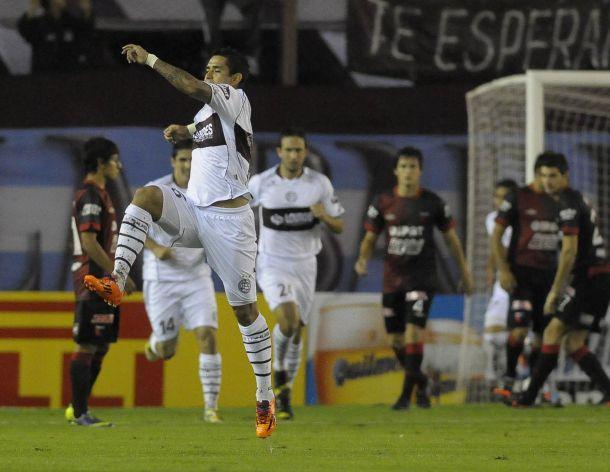 En el Sur, Lanús venció 1 a 0 a Colón de Santa Fe