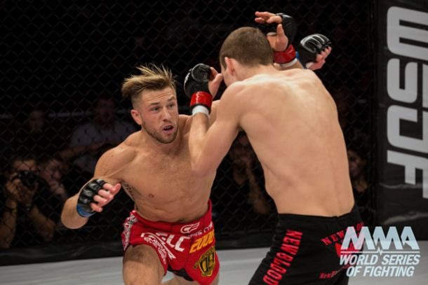 WSOF 21 Adds Two New Bouts To Main Card