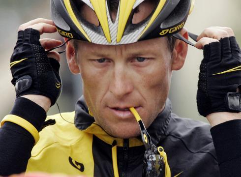 La polémica de Lance Armstrong, ¿posible película de Hollywood?