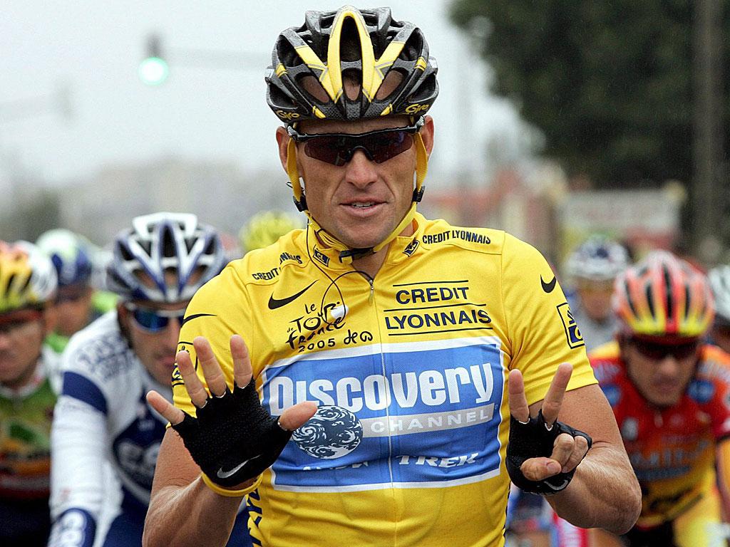 Lance Armstrong: del cielo al infierno