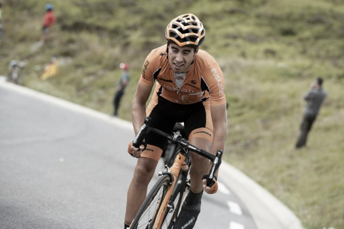Mikel Landa a doubt to ride the Tirreno-Adriatico
