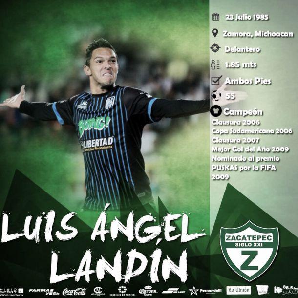 "Luis Ángel Landín: ""Ballenas quedó ya atrás"""