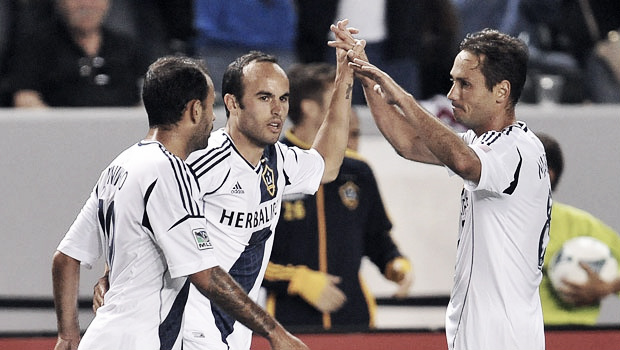 Landon Donovan Shines In Galaxy Win Over Kansas City