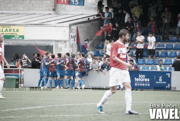 Festín de goles en Miramar