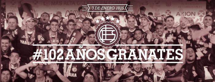 102 años granates: Los ídolos