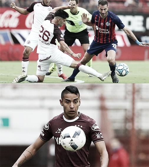 Buenas noticias para Lanús: Di Plácido y Gómez, recuperados de sus lesiones