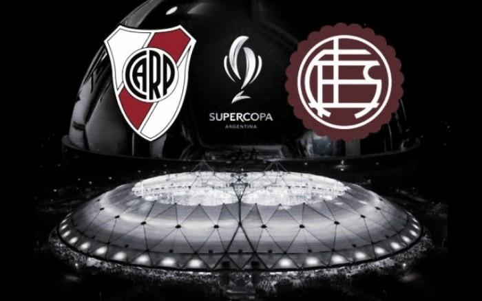 Venta de entradas para la Supercopa Argentina