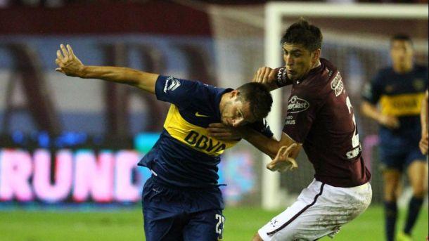Resultado de imagem para Lanús vs Boca Juniors