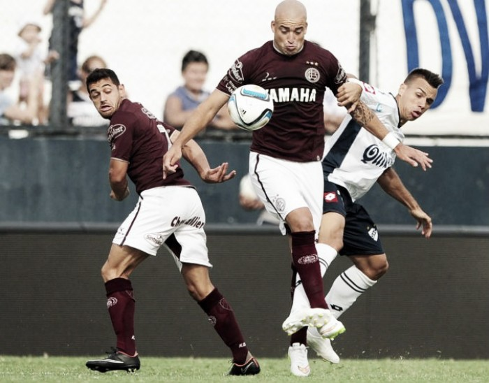 Lanús quiere extender su racha ante Quilmes