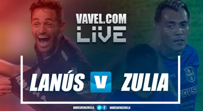 Zulia FC vs CA Lanús en vivo AHORA por Copa Libertadores 2017 (0-0)