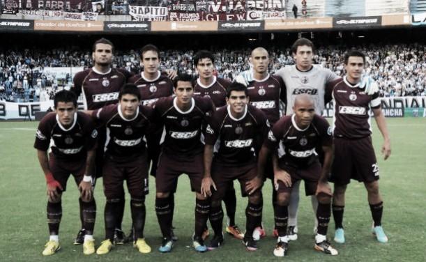 Lanús: Torneo Inicial 2013