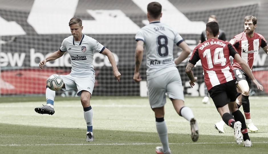 Previa Atlético de Madrid vs Athetic: seguir como líderes