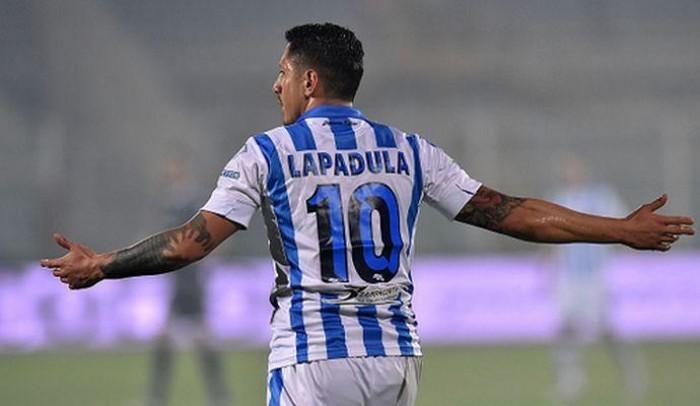 Sondaggio del Milan per Lapadula. Ma Napoli e Sassuolo sono in netto vantaggio per il bomber del Pescara