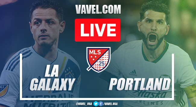 Goals and Highlights: Los Angeles Galaxy 1-2 Portland Timbers in MLS is Back Tournament
