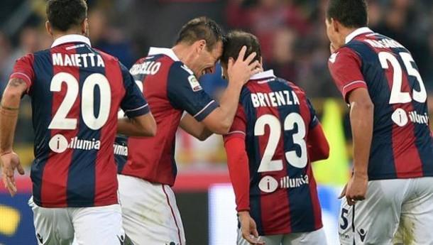 Live Genoa - Bologna in Serie A 2015/16 (0-1): Rossettini nel recupero!