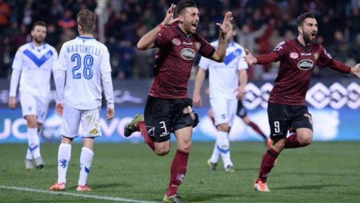 Serie B: dopo tre sconfitte bella vittoria per la Salernitana
