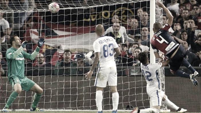 Genoa-Inter, sfida numero 100 in Serie A