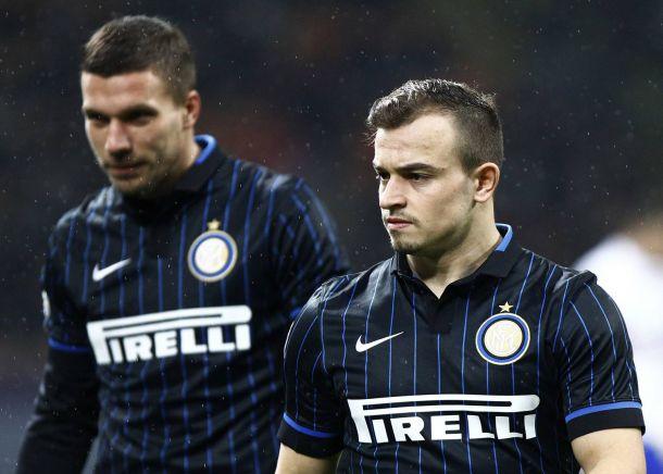 L'Inter riparte da Shaqiri