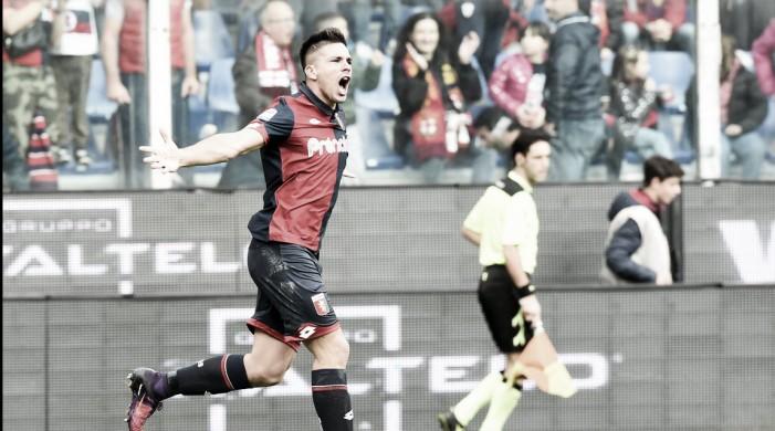 Tonfo Juve, festa Genoa: Simeone mattatore nel 3-1 del Ferraris
