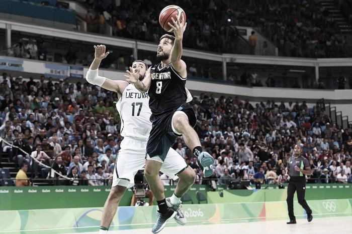 Mesmo com lesão no tornozelo, Laprovittola afirma que vai dar tudo de si para enfrentar o Brasil