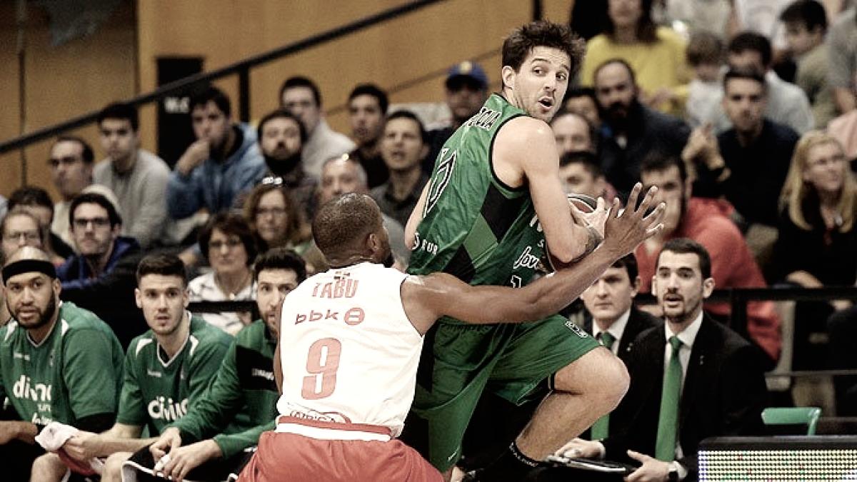 Victoria doble del Divina Seguros Joventut ante un desastroso Bilbao Basket