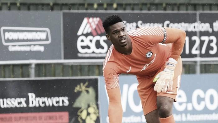 Jamal Blackman firma un nuevo contrato con el Chelsea y jugará a préstamo en el Sheffield United