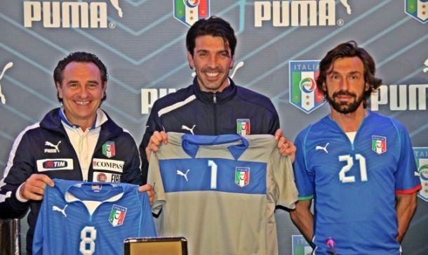 Le groupe élargi de l'Italie
