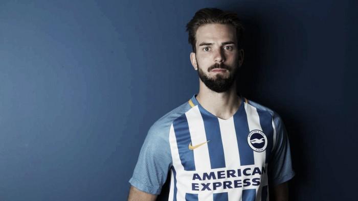 Davy Pröpper, nuevo jugador del Brighton & Hove Albion