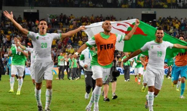 الجزائر تحقق الفوز في أولى تصفيات الكان