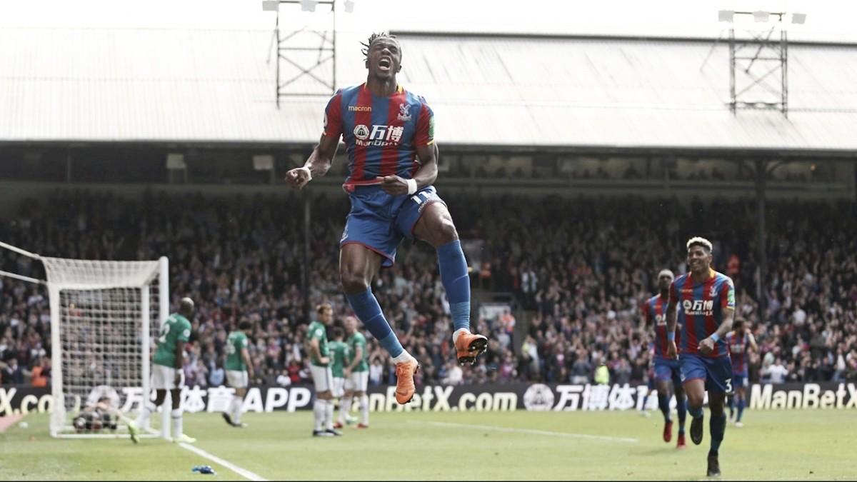Jugadores a seguir Crystal Palace 2018/19: poder africano