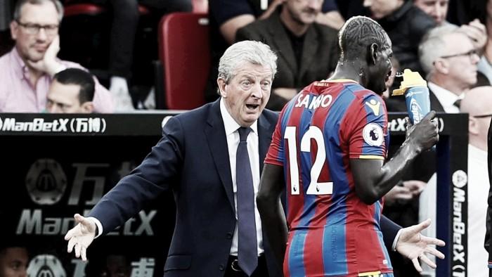 "Roy Hodgson:""Mamadou Sakho nos brinda una sólida unión grupal"""