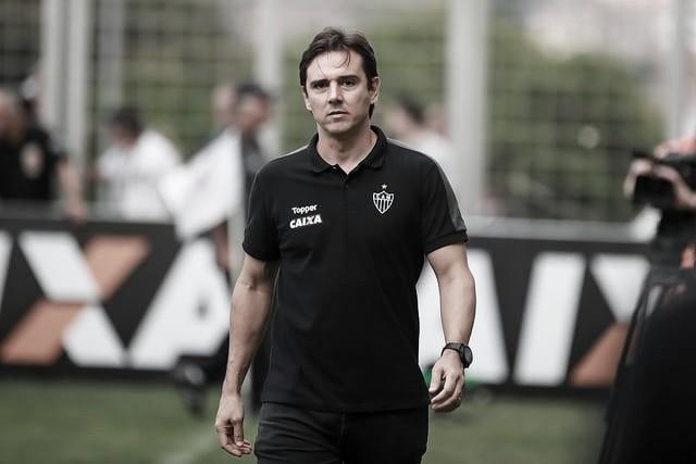 Goiás anuncia contratação do técnico Thiago Larghi, ex-Atlético-MG