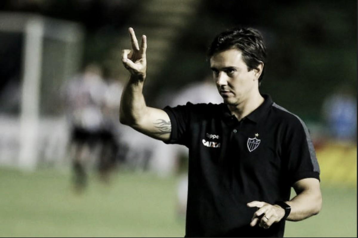 Thiago Larghi elogia vitória do Atlético-MG e cita importância de trabalho a longo prazo