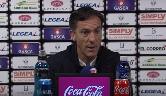 """Larrazabal: """"Hemos tenido ocasiones para haber ganado el partido"""""""