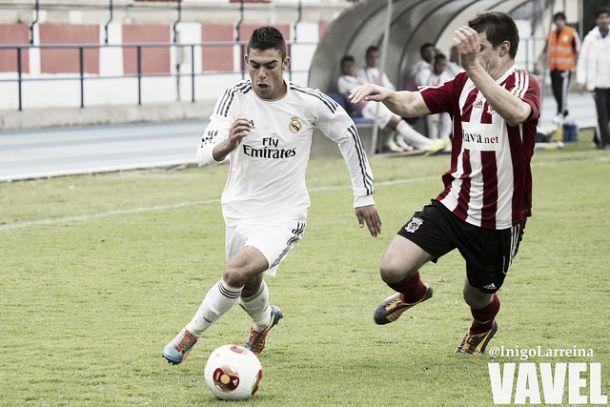 Luis Rioja, nuevo jugador del Celta B