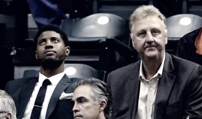 NBA - Colpo di scena Pacers: Larry Bird dà l'addio, Pritchard nuovo presidente