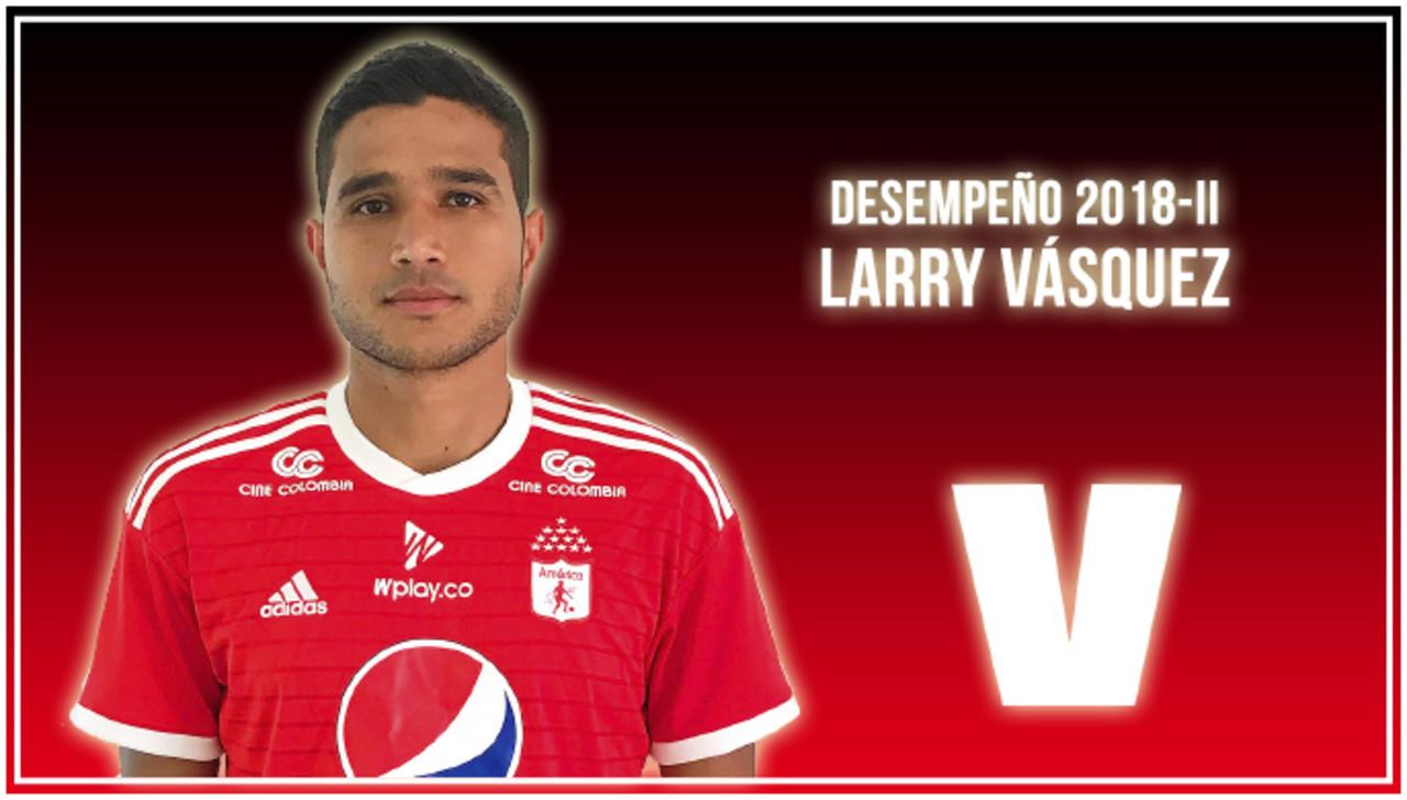Análisis VAVEL, América de Cali 2018-II: Larry Vásquez