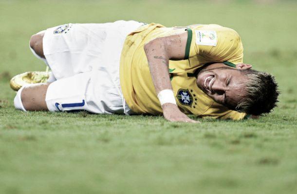 Zuñiga deixa Neymar fora do Mundial 2014