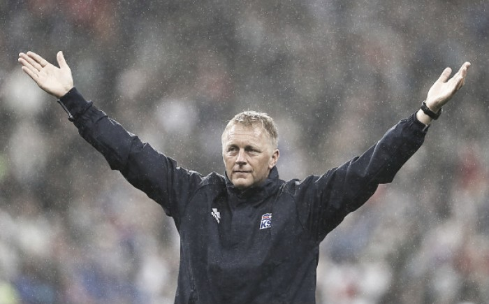 """Técnico Lars Lagerbäck se despede da Islândia: """"Ficará para sempre no meu coração"""""""