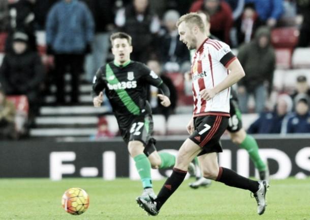 Sebastian Larsson keen for Sunderland to build on momentum