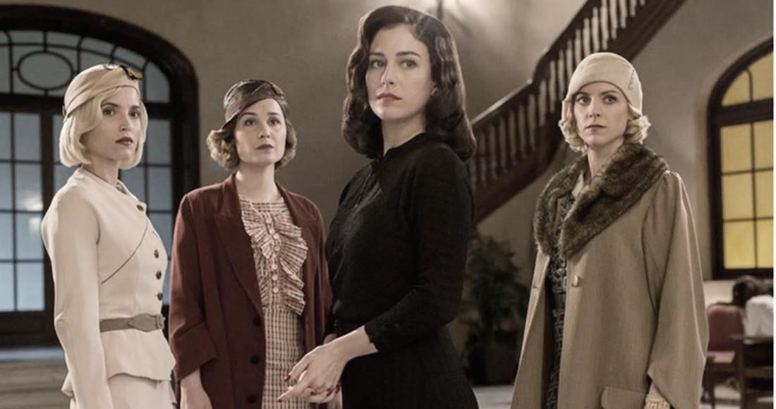 Reacciones a la cuarta temporada de 'Las chicas del cable'