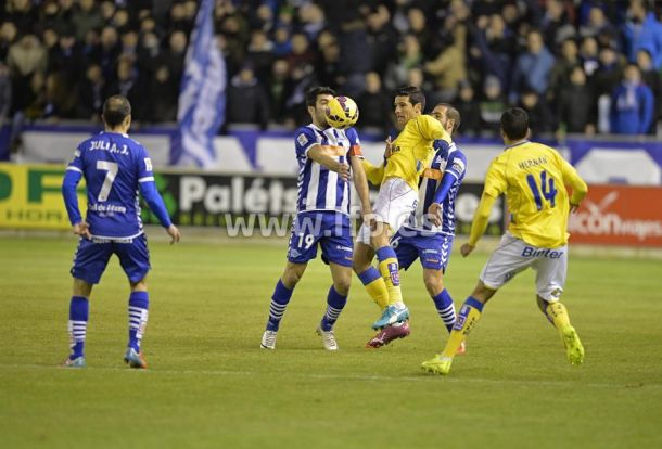 UD Las Palmas - Deportivo Alavés: historial de enfrentamientos