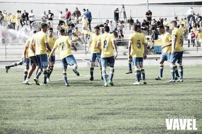 Las Palmas Atlético - Unión Viera: el liderato pasa por ganar en el anexo