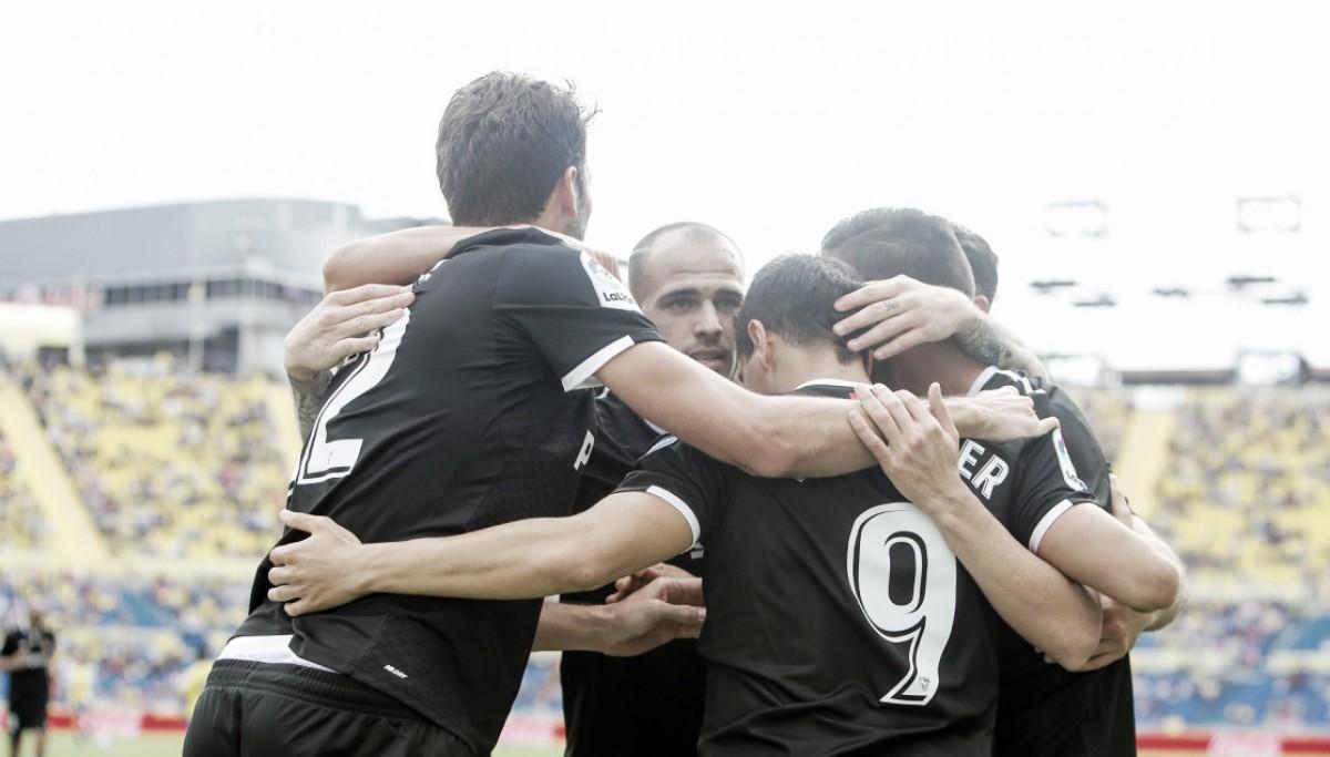 El Sevilla se recupera y se mantiene