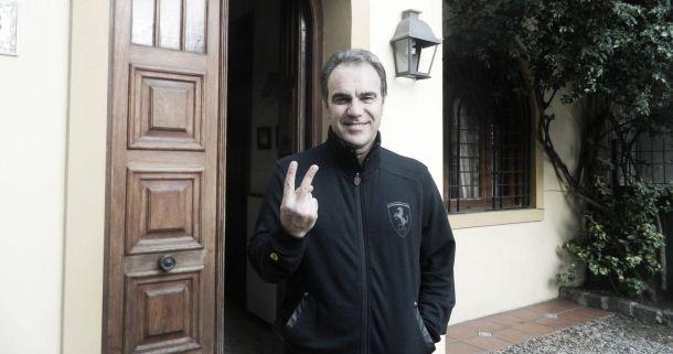 Lasarte es el nuevo entrenador de la Universidad de Chile